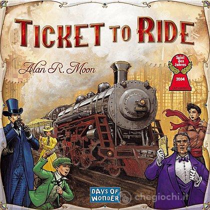 Ticket to Ride Usa - scatola base (GTAV0230)