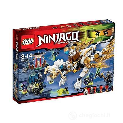 Il Dragone del Maestro Wu - Lego Ninjago (70734)