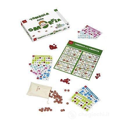Tombola della smorfia 96 cartelle giochi da tavolo dal negro giocattoli - Tombola gioco da tavolo ...