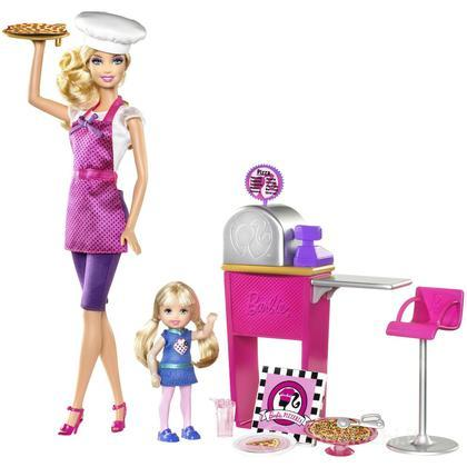 Barbie I Can Be... Pizza chef (T2694)