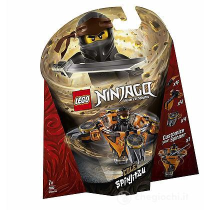 Cole Spinjitzu - Lego Ninjago (70662)