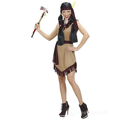 Costume Adulto Squaw Indiana M