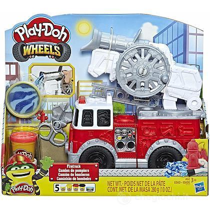 Play-Doh Wheels Camion Dei Pompieri (E6103)