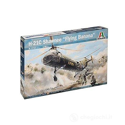 Elicottero H-21 C Shawnee Flying Banana 1/48 (IT2733)