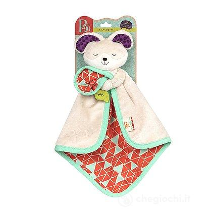 Blanket Coniglietto - Doudou (BX1589Z)