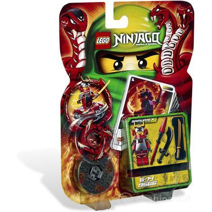 LEGO Ninjago - Samurai (9566)