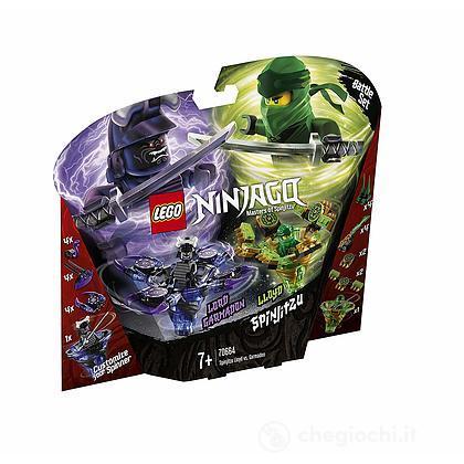 Lloyd contro Garmadon Spinjitzu - Lego Ninjago (70664)