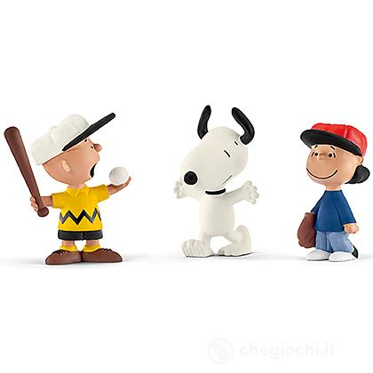 Scenery Pack Baseball Snoopy Charlie Brown (22043)
