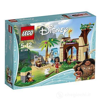 L'avventura sull'isola di Vaiana - Lego Disney Princess (41149)
