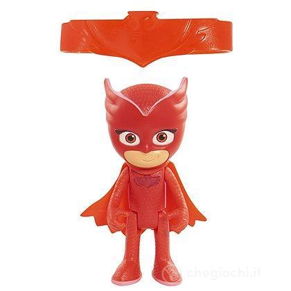 Gufetta + bracciale  PJ Masks - Superpigiamini (PJM0000)