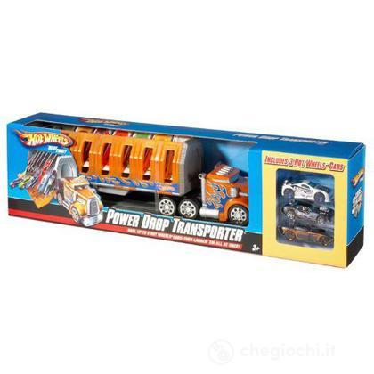Camion trasporto auto Hot Wheels