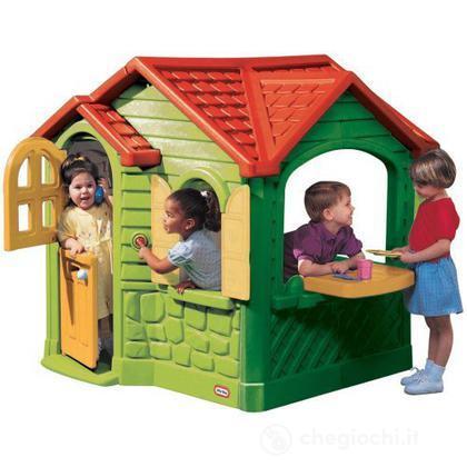 Casa interattiva mille suoni