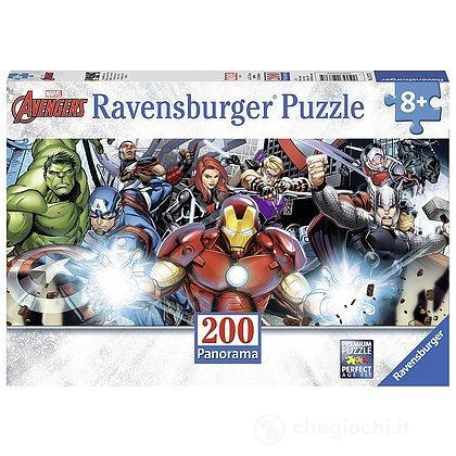 Avengers Panorama (12737)