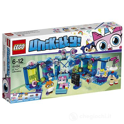 Il laboratorio della D.ssa Volpe - Lego Unikitty (41454)