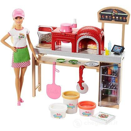 Barbie La pizzeria Pizza Chef (FHR09)