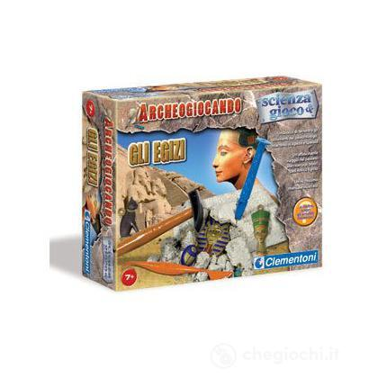 Archeogicoando Gli Egizi