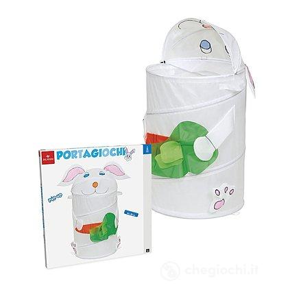 Portagiochi Coniglio (055739)