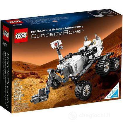 NASA Mars Science Laboratory Curiosity Rover - Lego Ideas (21104)