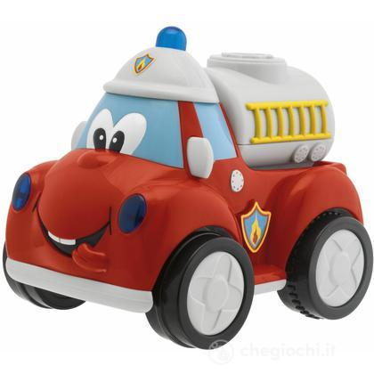 Fire Truck Funny Vehicles (60022)