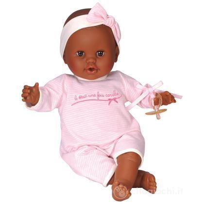 Bebè Classico rosa (africano) (W9026)