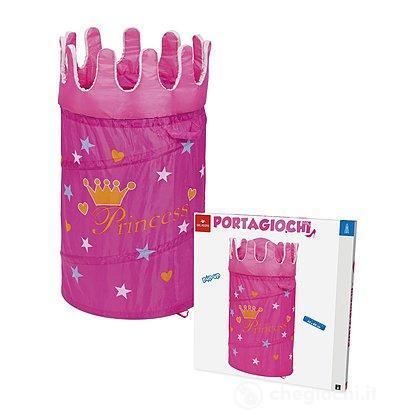 Box Portagiochi Principessa  (55741)