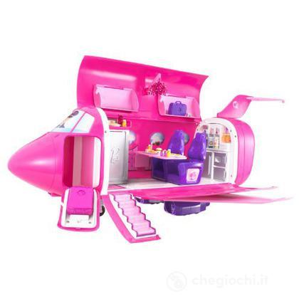Il glam jet di Barbie (T2704)