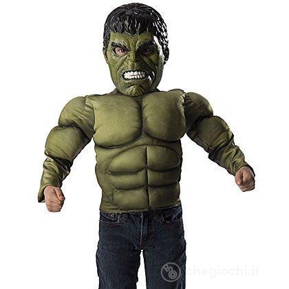 Set Maglia e Maschera Hulk taglia S (31481)