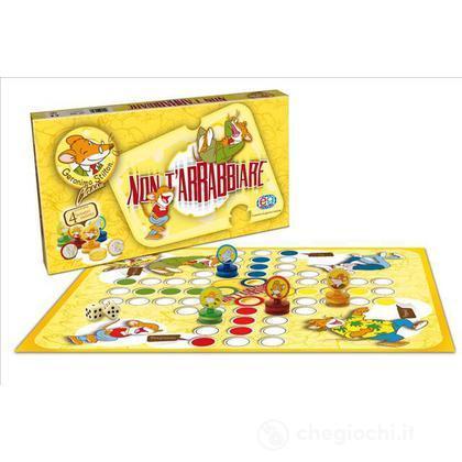 Non t 39 arrabbiare geronimo stilton giochi da tavolo editrice giochi giocattoli - Gioco da tavolo non t arrabbiare ...