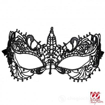 Maschera in Pizzo Nera