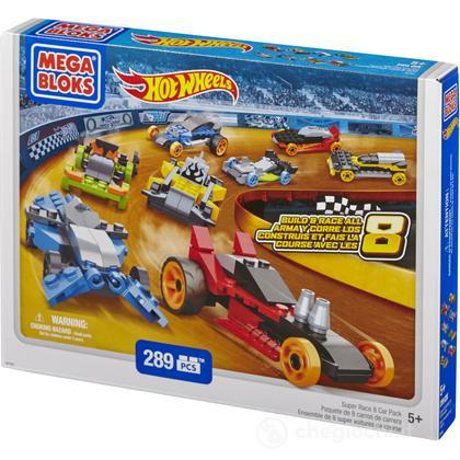 Mega Bloks Hot Wheels Create a car multi set (91743U)
