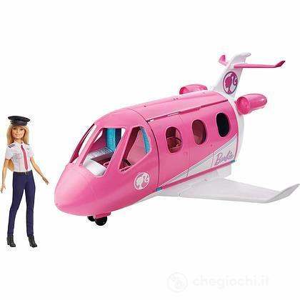 Barbie Aereo con Pilota (GJB33)