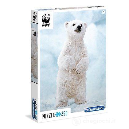 Polare Clementoni 29744 Puzzle Pezzi 250 Orso Wwf 4LRjq3A5