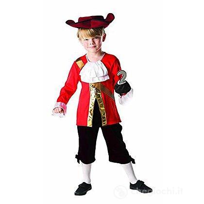 Costume Capitan Uncino Taglia M