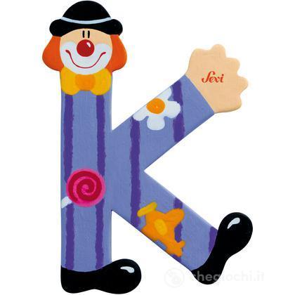 Lettera K Clown