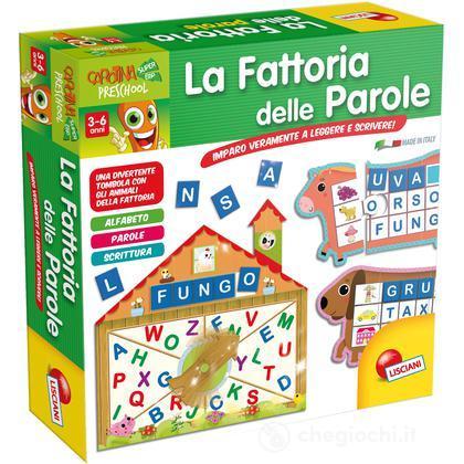 Carotina Plus La Fattoria Delle Parole (47482)