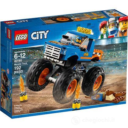 Monster Truck - Lego City (60180)