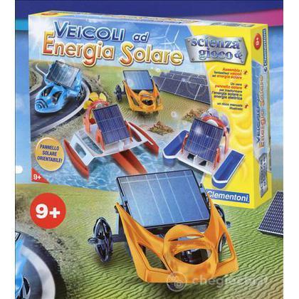 Veicoli ad energia solare