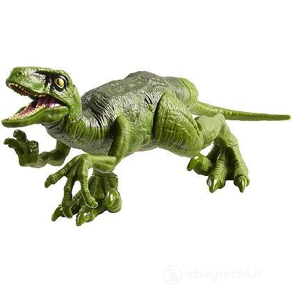 Jurassic World Velociraptor verde Dinosauro Attack Pack (FPF13)