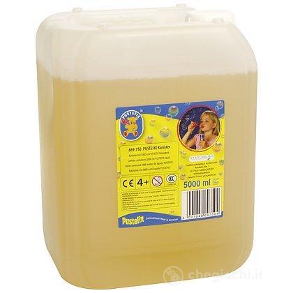 Soluzione per bolle di sapone 5 lt