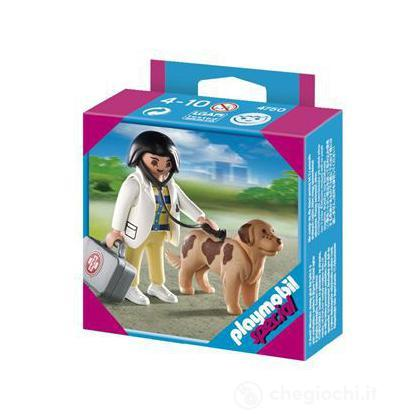 Veterinario con cane (4750)