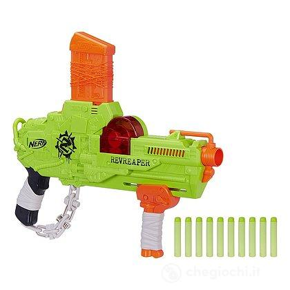 Fucile Nerf Zombie Strike Revreaper