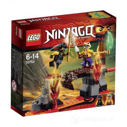 Cascate di lava - Lego Ninjago (70753)