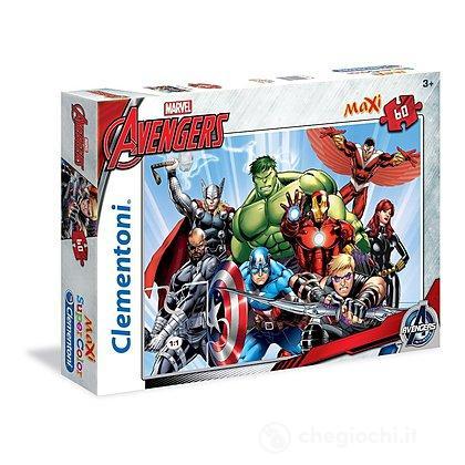 MaxiPuzzle 60 pezzi (26750)