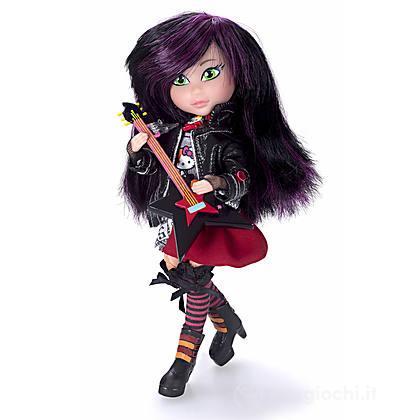 Rock Hello Kitty Doll (700011671)