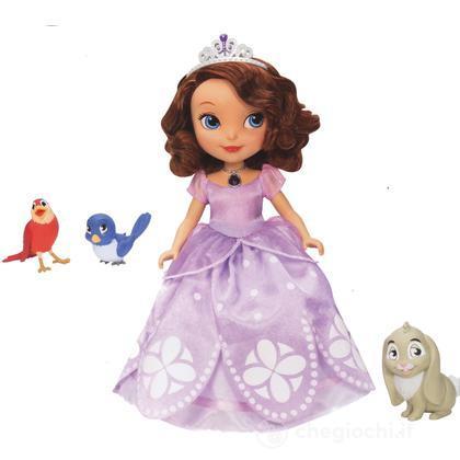 Sofia e i suoi amici animali (BLM36)