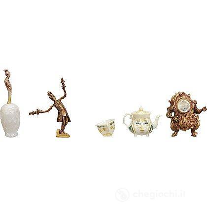 Pack Multiplo Amici Magici Small Doll La Bella e la Bestia (B9168EU4)
