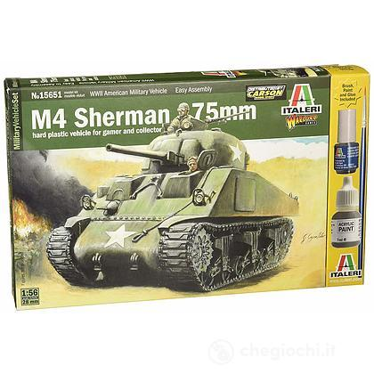 Carro armato 1M4 Sherman 75mm (IT15751)