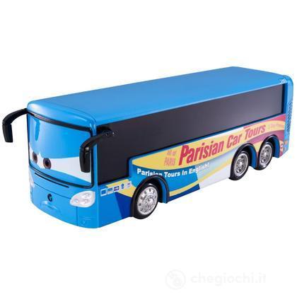 Paris Bus Cars Personaggio Deluxe (BDW65)