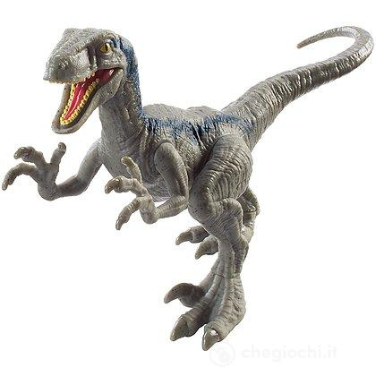 Jurassic World Velociraptor Blue Dinosauro Attack Pack (FPF12)