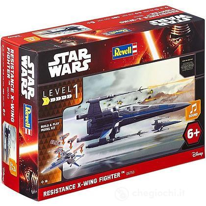 Star Wars Resistance X-wing Fighter (06753)